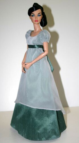 """Regency Doll Clothes Sewing Pattern for 16/"""" Poppy /& Tullabelle Dolls Integrity"""