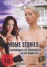 Anike Ekinas-Home Stories (2016) - Erotik - FSK 18 - NEU & OVP - DVD