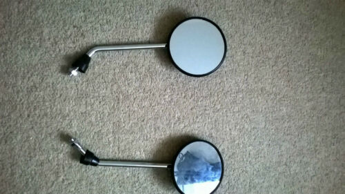 M10 x 1.5 pair mirror set of two lef and right MZ ETZ mirrors new