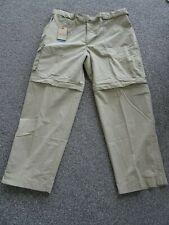 Regatta Crossfell Mens Water Repellent 2 in 1 Zip Off Trousers Multi
