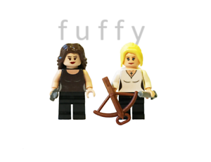 Astounding Details About Buffy And Faith Custom Made Minifigures Fuffy Btvs New Theyellowbook Wood Chair Design Ideas Theyellowbookinfo