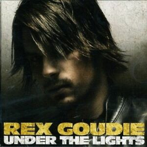 Rex-Goudie-Under-The-Lights-CD-New-2005-Sony-CTV-Run-Drive-Canadian-Idol-Singer