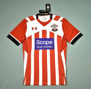 Southampton Under Armour New Jersey Home Scope Shirt 2016-17 Size M