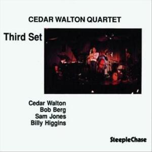 WALTON-QUARTET-CEDAR-THIRD-SET-NEW-VINYL-RECORD