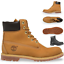 Timberland-Women-039-s-Premium-6-034-Waterproof-Leather-Boots-Shoes thumbnail 1