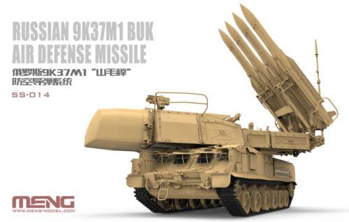 Neu Meng-Model SS-014-1:35 Russian 9K37M1 Buk Air Defense Missile System