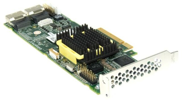 Adaptec Asr-5805 512mb 8 Port PCIe RAID Controller for sale online