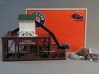 Lionel Plug-n-play 352 Icing Station Building O Gauge Train Plug&play 6-82028