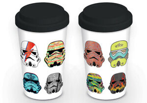 STAR WARS (CUSTOM STORMTROOPERS) TRAVEL MUG *OFFICIAL PRODUCT*