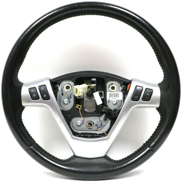 2004 Cadillac Cts V: 2004-2007 Cadillac CTS-V Factory OEM Leather Steering