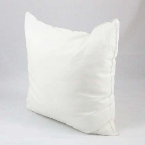 4 x Cushion Inner Pad Pads 20x20 Inches Home Sofa Couch Pillow