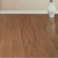 Vinyl Plank Flooring Self Adhesive Peel And Stick Rustic Wood Grain Floor Qty 10