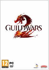 Guildwars 2 Pc Ottima 1a Stampa Originale Doppio Disco con manuale