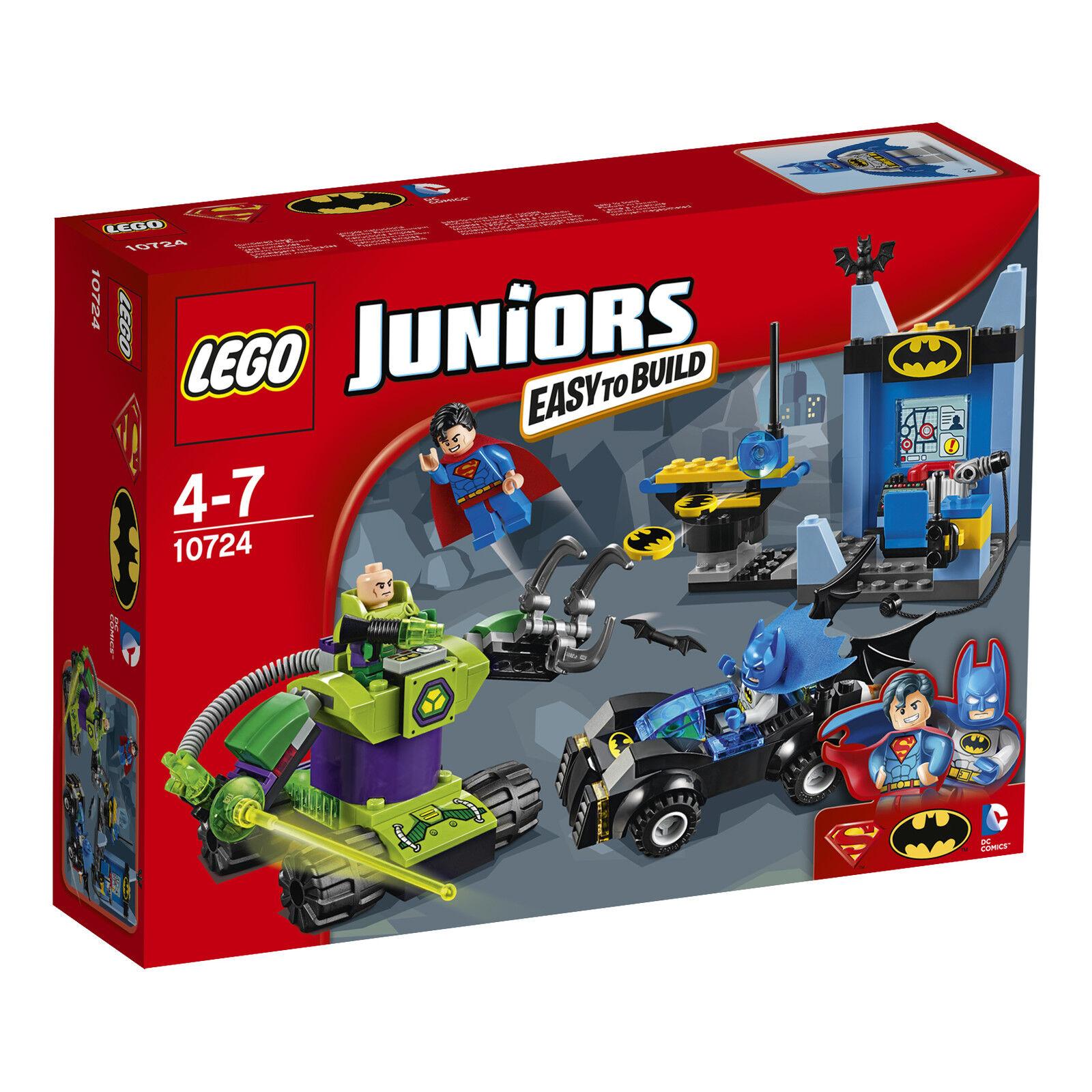 LEGO® Juniors 10724 Batman™ & Superman™ gegen Lex Luthor™ NEU OVP NEW MISB NRFB  | Exquisite (in) Verarbeitung