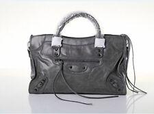 Women's Motorcycle Bag Fashion IT Girl's City Handbag Italian Cowskin Leather