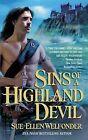 Sins of a Highland Devil by Sue-Ellen Welfonder (Paperback, 2011)