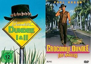 3-DVDs-CROCODILE-DUNDEE-1-3-KOMPLETT-IM-SET-Paul-Hogan-NEU-OVP