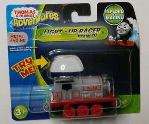 Thomas /& Friends Adventures STANLEY Light-Up Racer NEW