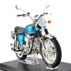 Honda-DREAM-CB750-FOUR-Motorcycle-Diecast-Model-Aoshima-1-12-Scale-Gifts