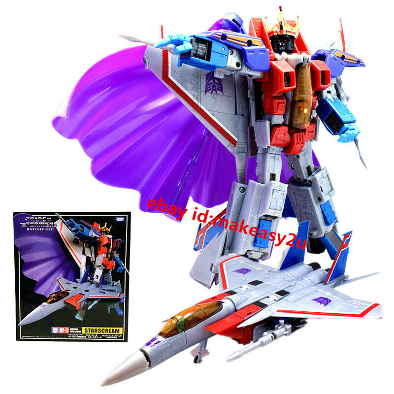 Masterpiece MP11 Starscream Action Figure 9  Toy