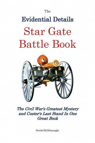 Star Gate Battle Book (Evidential Details Mystery) by Seeds McMoneagle.
