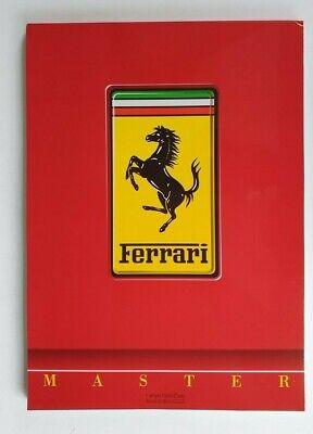 Ferrari Schreibblock Kariert A4 1997 Ferrari S P A Ebay