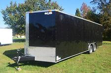 2017 8.5 x 24' V-Nose Enclosed Trailer Race Car Cargo *FREE DELIVERY MD VA NC SC