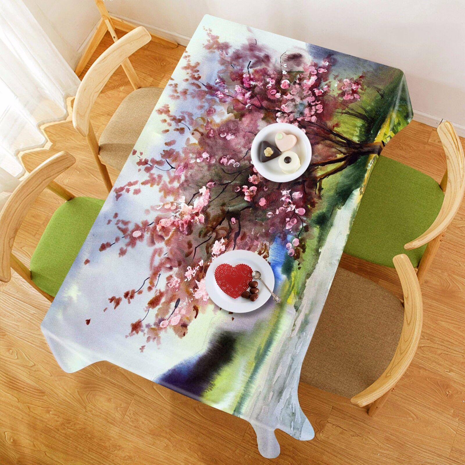 3D Squid Nappe Table Cover Cloth fête d'anniversaire AJ papier peint Royaume-Uni Citron