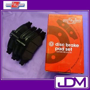 FORD FALCON BA /& BF FULL SET OF IBS FRONT AND REAR BRAKE PADS . NEW