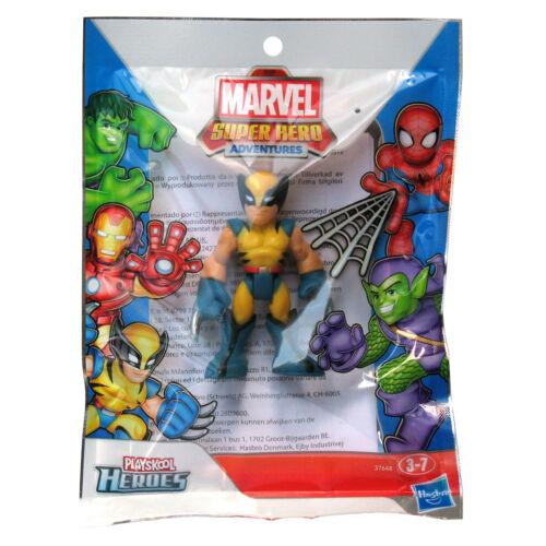 "Playskool Heroes Marvel Super Hero Adventures 2.5/"" Figure Pick your character"