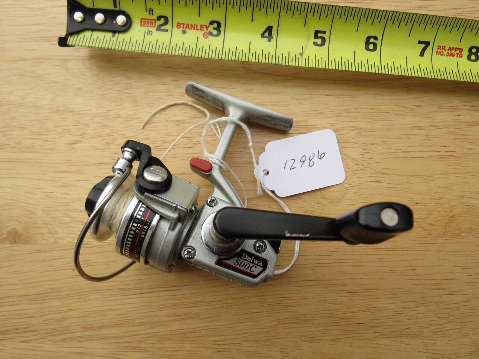 Daiwa 500c  trout fishing reel made in Japan (lot)  cheap and fashion