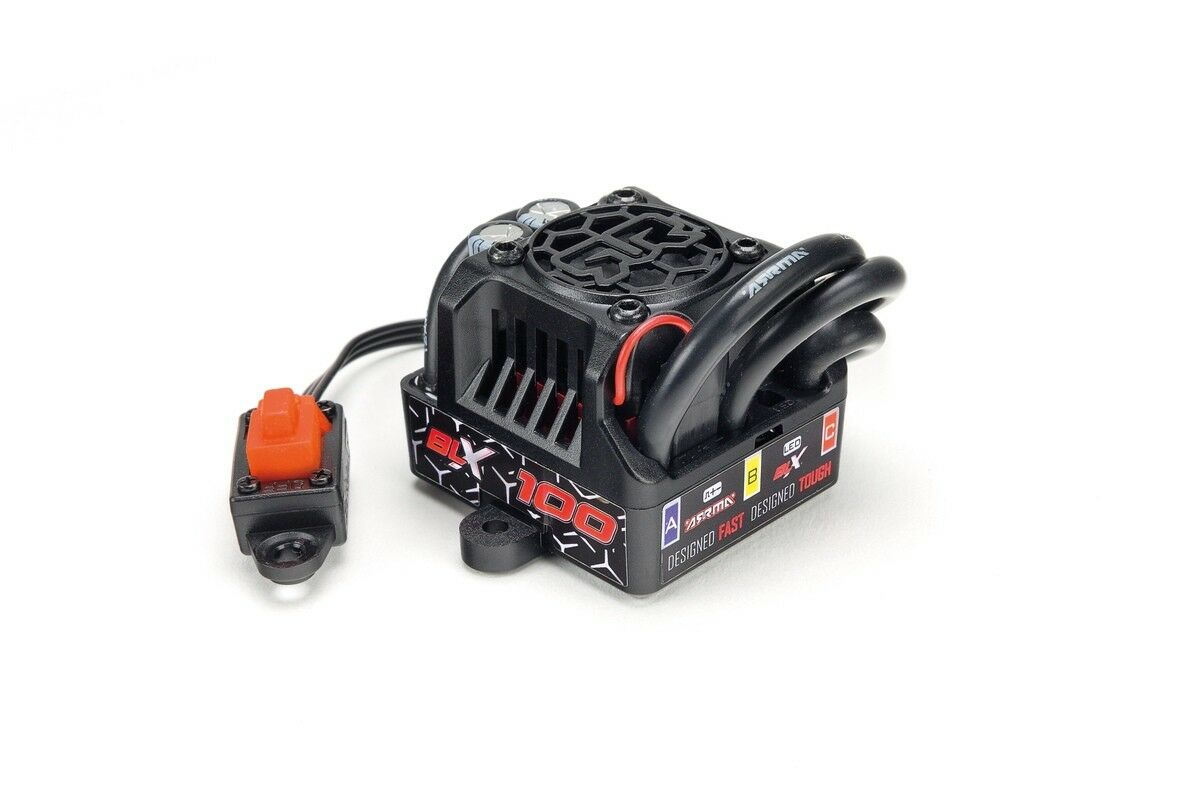 Arrma 390069 Granite Senton 4x4 BLX100 Brushless 10th 3S ESC
