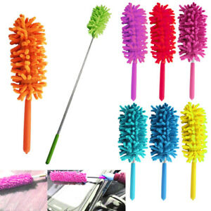 1-x-Telescopic-Microfiber-Duster-Extendable-Cleaning-Dust-Home-Office-Car-Tool