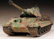 Award Winner Built Tamiya 1/35 King Tiger Production Turret +PE