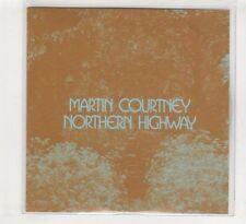 (HD562) Martin Courtney, Northern Highway - 2015 DJ CD
