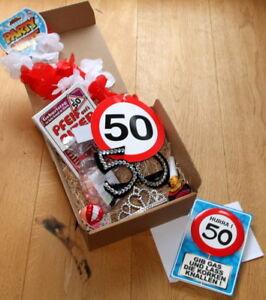 Geschenk ehefrau 50
