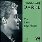Jeanne-Marie Darré: Early Recordings (2003)