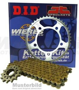 DID-Steel-Chain-Kit-Chain-Set-Top-14-49-for-KTM-LC4-400-EGS-Bj-93-00