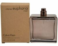 EUPHORIA  INTENSE  by  Calvin  Klein  3.4  oz  Cologne Men New Tester