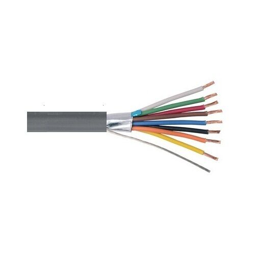 100\' Belden 9614 24 AWG 9c TC BS Computer Cable for EIA Rs-232 ...
