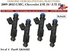 GM Factory OEM *NEW* Engine Fuel Injector Delphi 12616382