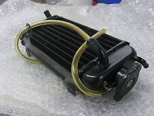 NOS Yamaha Black Radiator Assembly 2 w/ Cap 1986-1989 YZ250 YZ 250 1LU-1240A-00