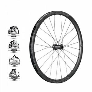 FSA-Gradient-29-034-Boost-MTB-Carbon-Wheelset-WideR29-29x24H-6-Pawl-Grey-Pair-V19
