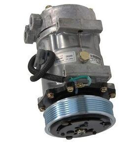 For Jeep Wrangler 1997 A/C Compressor w/ Clutch 55056108AE Sanden OE