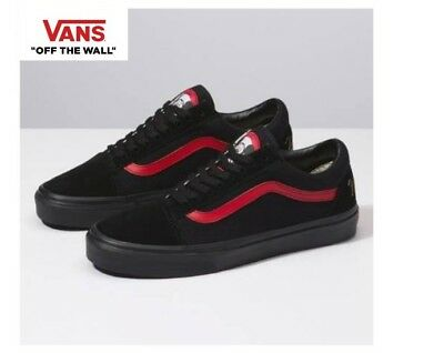 Vans Disney 90th Anniversary Old Skool Mickey Noir Fashion Baskets, Chaussures | eBay
