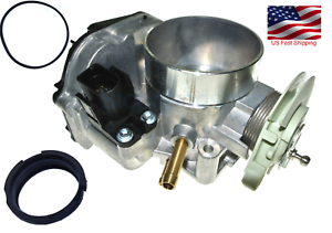 new throttle body for audi a4 vw passat 2 8l aha v6 with manual rh ebay com 1999 Audi A4 Owner's Manual 1999 Audi A4 Owner's Manual