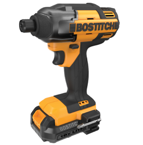 18V Lithium Impact Driver Home Projects Wood Plastic Metal Drill Holes Screws