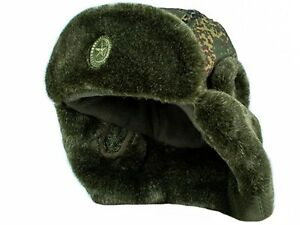 bea57d584e4 Image is loading RUSSIAN-camouflage-ORIGINAL-BTK-RUSSIAN-ARMY-WINTER-HAT-