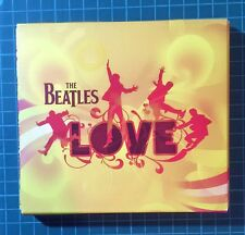 "THE BEATLES - "" LOVE "" 2006 CD+DVD 5.1 Surround  - Paul McCartney, John Lennon"