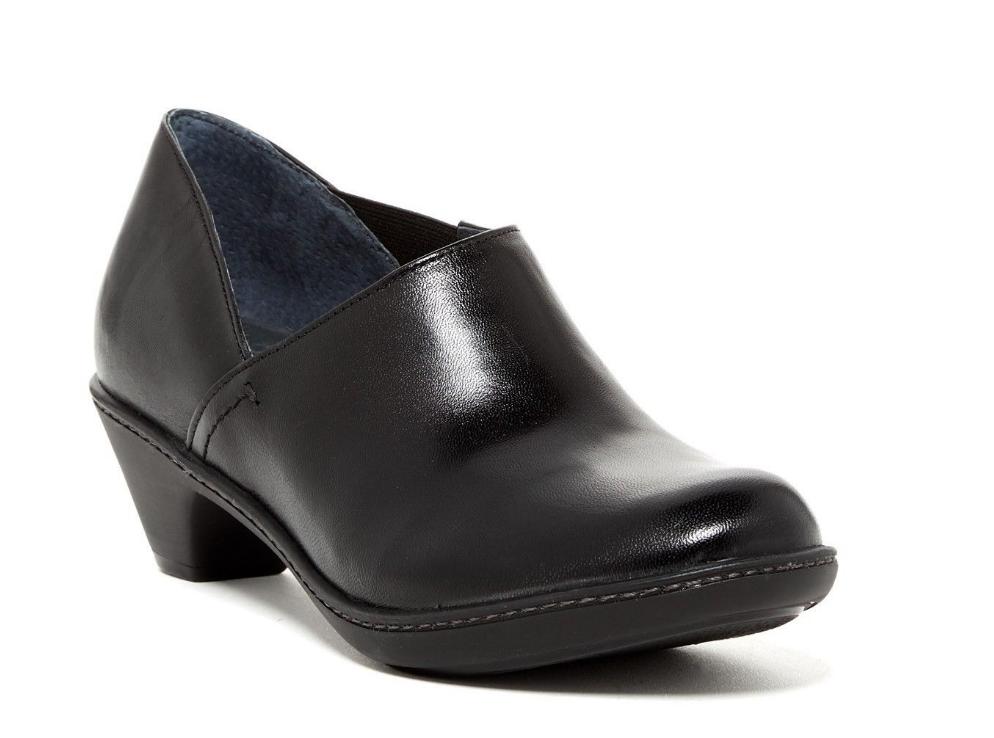 Dansko Baylee Womens Black Comfort shoes Sz 36 EUR 1128